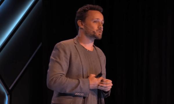 Brieuc Saffré TEDx