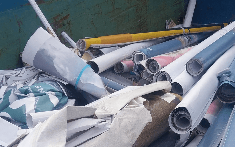 improve paper recycling project