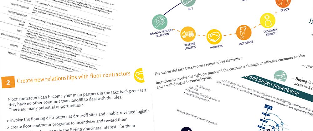 Interface projet économie circulaire